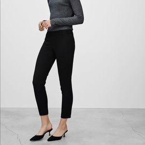 Aritzia (Babaton) skinny cropped dress pant